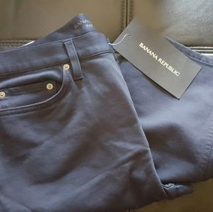 The traviler style pant by Banana Republic